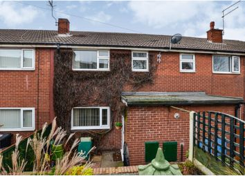 Thumbnail 3 bed terraced house for sale in Highlow View, Rotherham