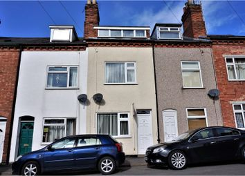 Thumbnail 3 bed terraced house for sale in Druid Street, Hinckley