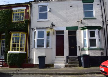 Thumbnail 1 bedroom terraced house to rent in Floyd Street, Stoke