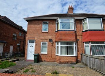 Thumbnail 3 bed flat for sale in Severus Road, Fenham, Newcastle Upon Tyne