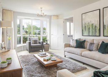 "Thumbnail 3 bed detached house for sale in ""Burghley"" at Pyle Hill, Newbury"