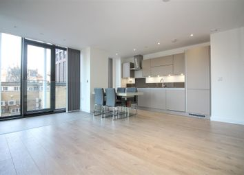 Thumbnail 1 bed flat to rent in Stratosphere Tower, 55 Great Eastern Road, London