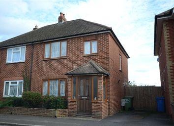 Thumbnail 3 bed semi-detached house for sale in Herrett Street, Aldershot, Hampshire