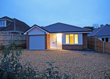 Thumbnail 3 bed bungalow for sale in Manor Road, New Milton, Hampshire