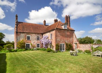 Thumbnail 8 bed farmhouse for sale in St. Olaves Road, Herringfleet, Lowestoft