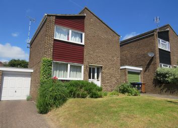 Thumbnail 3 bed detached house for sale in Cubitts Close, Digswell, Welwyn