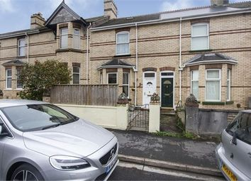 3 bed terraced house for sale in Deer Park Road, Decoy, Newton Abbot, Devon. TQ12