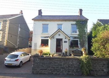 Thumbnail 4 bedroom detached house for sale in Heol Tawe, Abercrave, Swansea