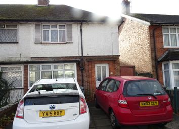 Thumbnail 3 bedroom semi-detached house to rent in Limbury Road, Luton