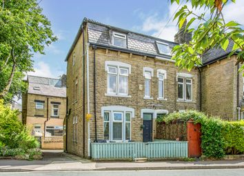 Thumbnail 4 bed end terrace house for sale in Victoria Road, Todmorden
