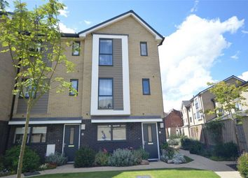 Thumbnail 4 bedroom end terrace house for sale in Pendleton Gate, Norwich