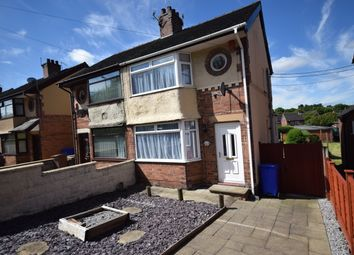 Thumbnail 2 bed semi-detached house to rent in Dividy Road, Bucknall, Stoke-On-Trent