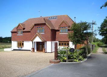Thumbnail 6 bed detached house for sale in Sevenacres, Barnhall Road, Maldon