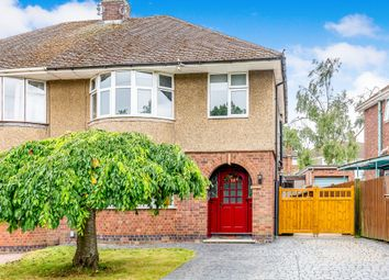 Thumbnail 4 bed semi-detached house for sale in Mckinnell Crescent, Rugby