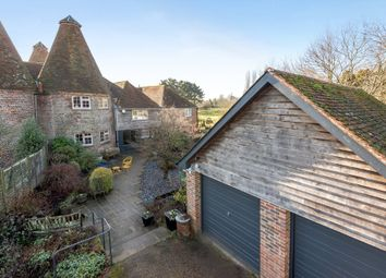 Thumbnail 4 bed barn conversion for sale in Wittersham Road, Iden, Rye