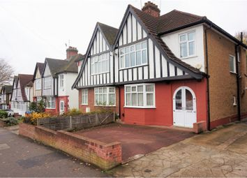 Thumbnail 3 bed semi-detached house for sale in St. Barnabas Road, Woodford Green