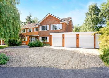 Thumbnail 5 bed detached house for sale in Whichert Close, Knotty Green, Beaconsfield, Buckinghamshire