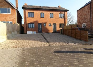 Thumbnail 3 bed semi-detached house for sale in Main Street, Dunton Bassett, Lutterworth
