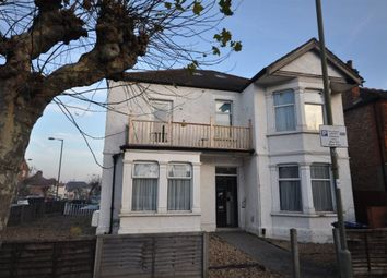 Thumbnail 3 bed flat to rent in Audley Road, London