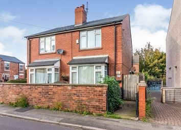 Thumbnail 1 bed semi-detached house for sale in Bethel Road, Rotherham, South Yorkshire