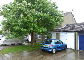Thumbnail 3 bed semi-detached house for sale in Conway Close, Houghton Regis, Dunstable