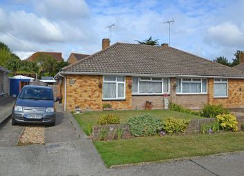 Thumbnail 3 bed semi-detached bungalow to rent in Windsor Drive, Sittingbourne