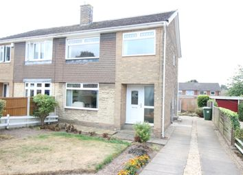 Thumbnail 3 bed property for sale in Hemmingfield Crescent, Worksop