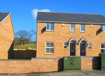 Thumbnail 3 bed semi-detached house for sale in Bryn, Port Talbot, Neath Port Talbot.