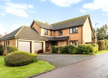 Thumbnail 5 bedroom detached house for sale in Moorend Glade, Charlton Kings, Cheltenham, Gloucestershire