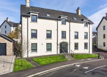 Thumbnail 2 bed flat for sale in Lady Wallace Crescent, Lisburn
