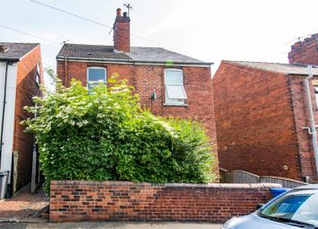 Thumbnail 3 bed semi-detached house for sale in Holland Road, Old Whittington, Chestefield