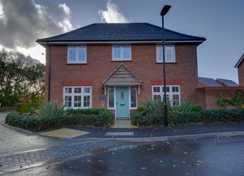 Thumbnail 3 bed detached house for sale in Lordswood, Coate, Swindon