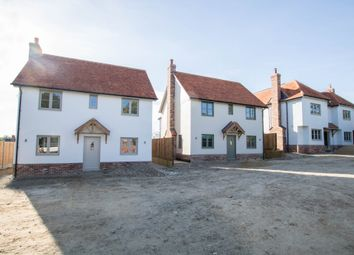 Thumbnail 4 bed detached house for sale in Whiteditch Lane, Newport, Saffron Walden