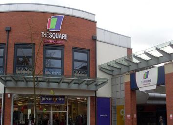 Thumbnail Commercial property to let in The Square Shopping Centre, Town Square, Sale