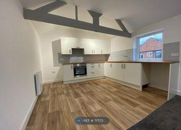 Thumbnail 1 bed flat to rent in Swannington Street, Burton-On-Trent