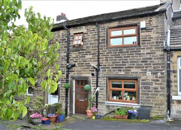 Thumbnail 3 bedroom cottage for sale in Laund Road, Salendine Nook, Huddersfield