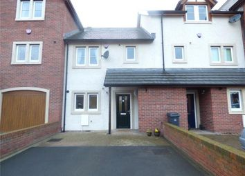 Thumbnail 3 bed terraced house for sale in Richard James Avenue, Carlisle, Cumbria