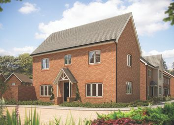 """Thumbnail 3 bed detached house for sale in """"The Spruce"""" at Haughton Road, Shifnal"""