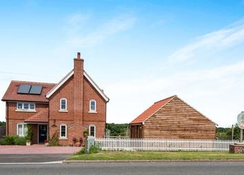 Thumbnail 5 bed detached house for sale in Garvestone, Norwich, Norfolk