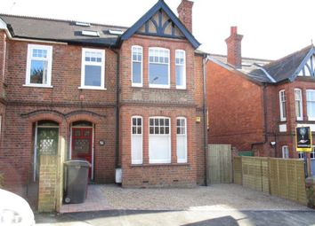 Thumbnail 4 bed maisonette to rent in St. Annes Road, Caversham, Reading