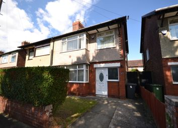Thumbnail 3 bed semi-detached house to rent in Tyndall Avenue, Waterloo, Liverpool