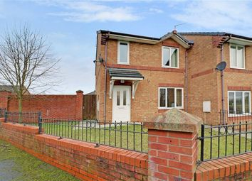 Thumbnail 3 bed mews house for sale in Saunton Close, Winsford, Cheshire