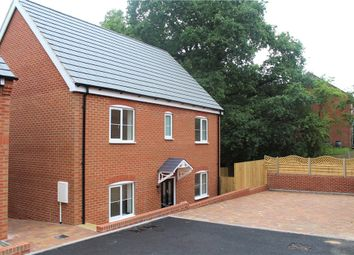 Thumbnail 4 bed property for sale in Silverbirch Close, Hartshill, Nuneaton, Warwickshire