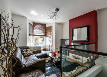 Thumbnail 4 bedroom flat to rent in Barry Road, London