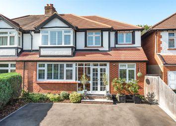 Dalmeny Road, Carshalton, Surrey SM5. 4 bed semi-detached house