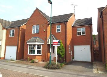 Thumbnail 4 bed detached house for sale in Tom Blower Close, Wollaton, Nottingham, Nottinghamshire