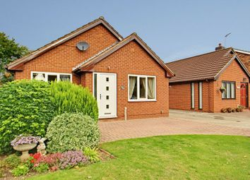Thumbnail 3 bed detached bungalow for sale in Crawshaw Avenue, Beverley