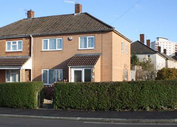 Thumbnail 3 bed semi-detached house for sale in Hollisters Drive, Hartcliffe, Bristol