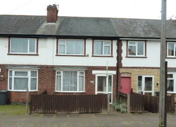 Thumbnail 3 bed town house for sale in Vernon Road, Aylestone, Leicester