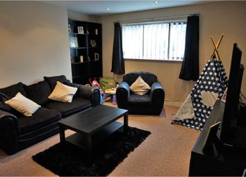 Thumbnail 3 bed flat to rent in Barleyhill Road, Leeds